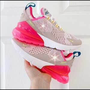 Swarovski crystals Air max 270